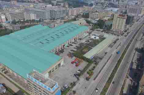 shenzhen dragon glass plant in huizhou