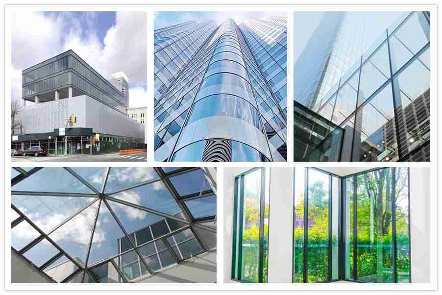 laminated safety glass applications