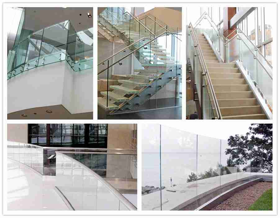 نظام حديدي الزجاج من قبل شنتشن التنين الزجاج في الصين