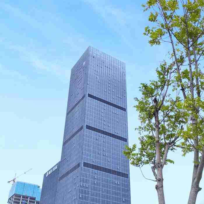 energy saving glass for facade
