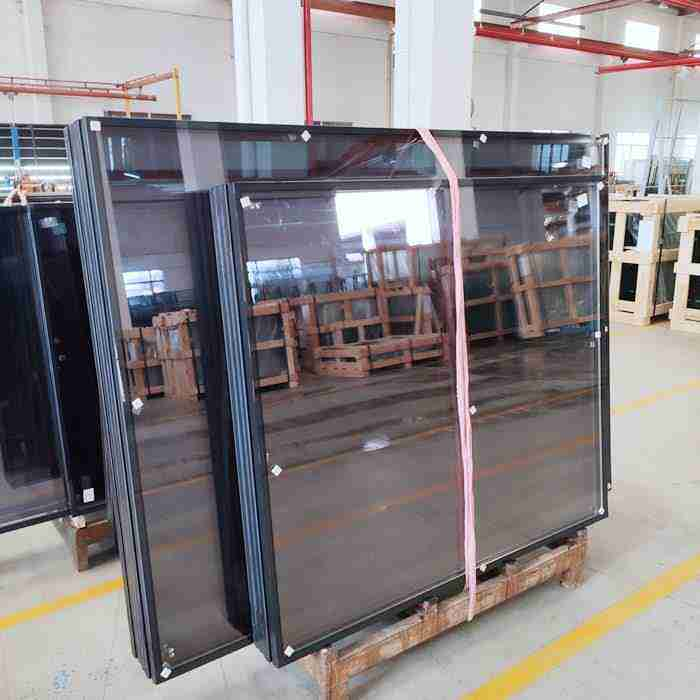 shenzhen dragon glass insulated glass products