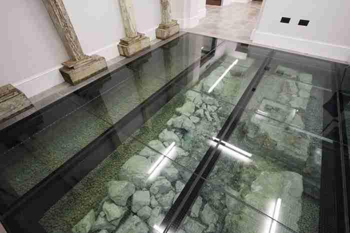 Laminated Glass Floor, Laminated Glass Flooring