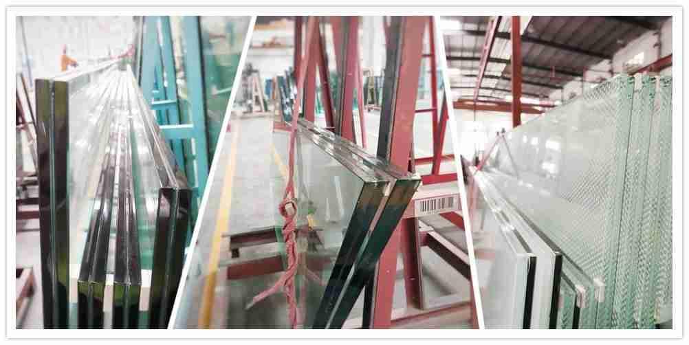 شنتشن التنين الزجاج مغلفة منتجات الزجاج المقسى