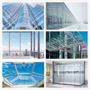 toughened glass applications
