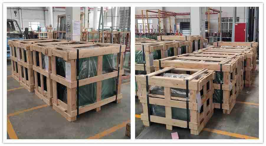 Caisses de contreplaqué solides assurant l'expédition de sécurité