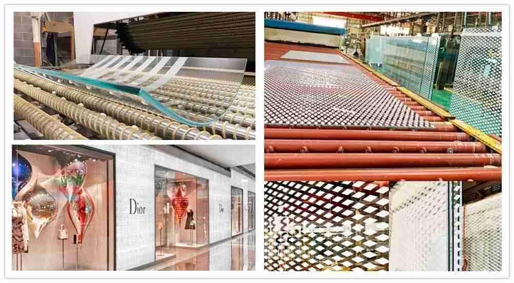 China Top 3 fabricantes de vidrio de serigrafía barato de buena calidad 1 vidrio de serigrafía barato