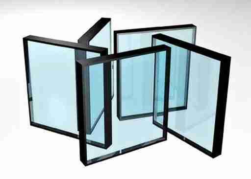 Vidrio aislado personalizado con un rendimiento súper alto.