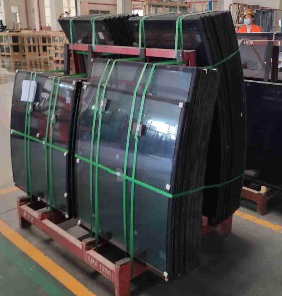 Offline Low-E Isolierglasprodukte