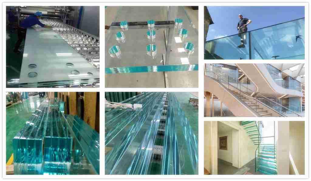 SGP kính nhiều lớp sản phẩm và ứng dụng