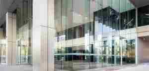 19mm low iron tempered glass for lobby projects