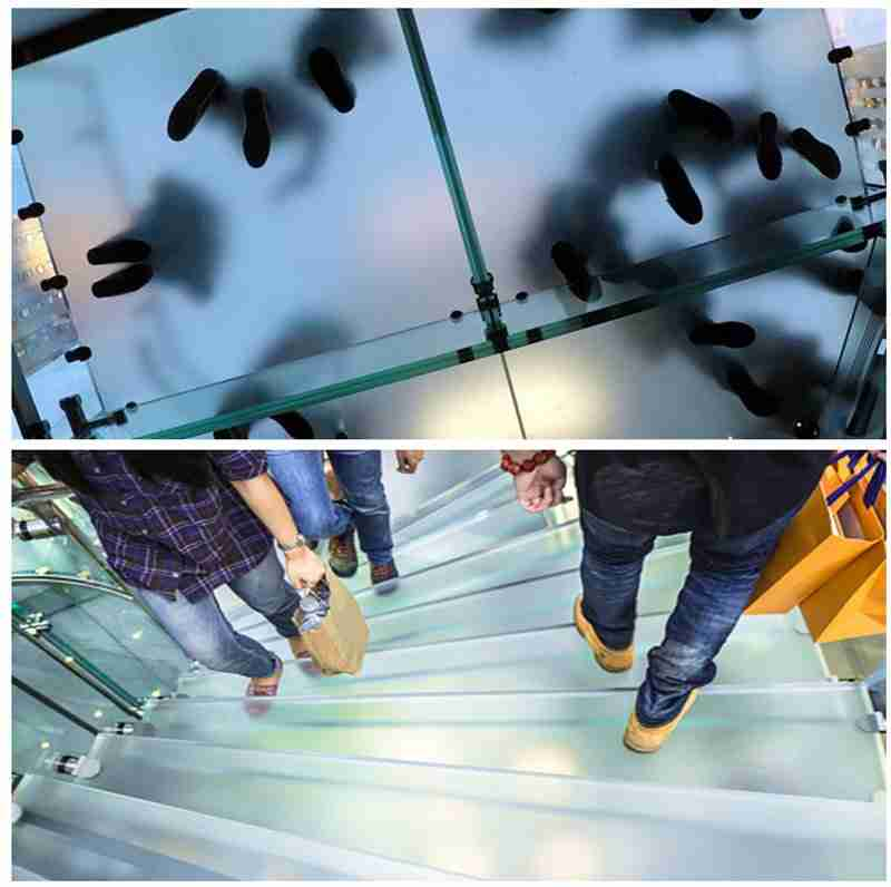 5 tips for choosing super safe & beautiful laminated glass floor 4 Laminated glass floor