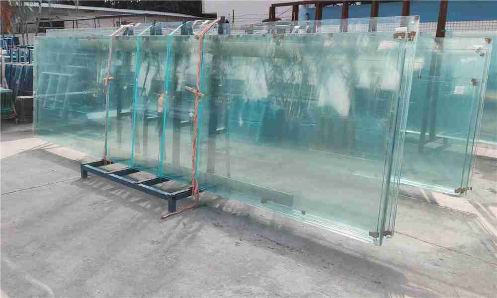 Tempered float glass price