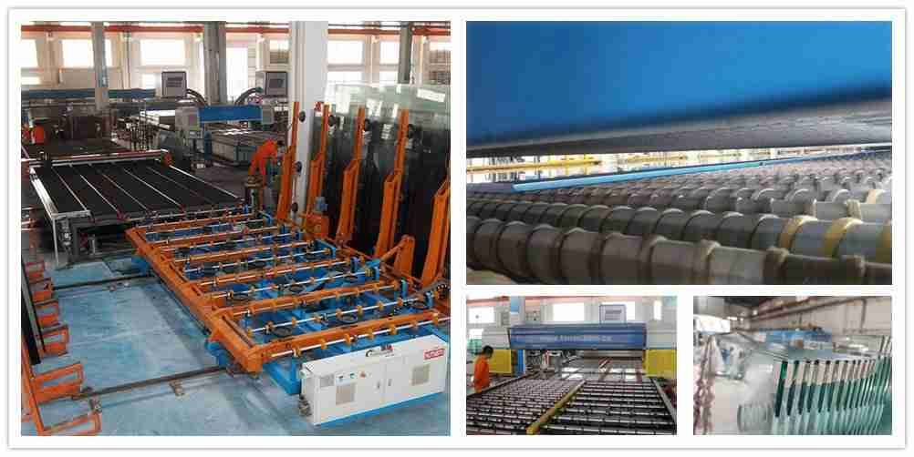 10mm toughened glass production process details