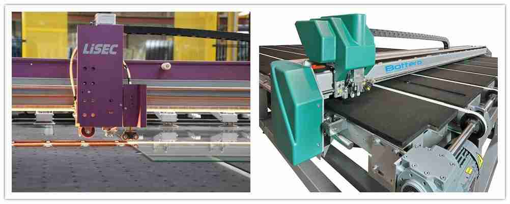 high precision cutting line