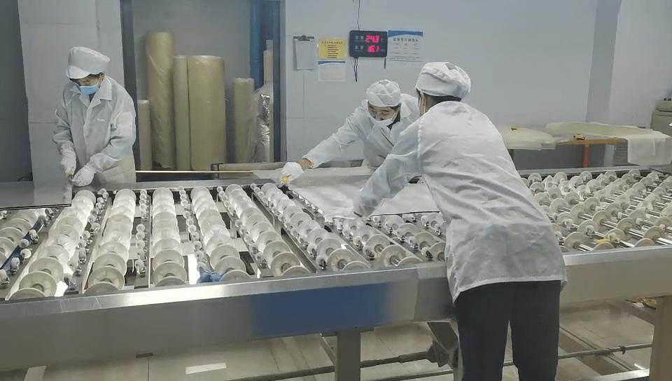 Shenzhen Dragon Glass laminated glass produce detail