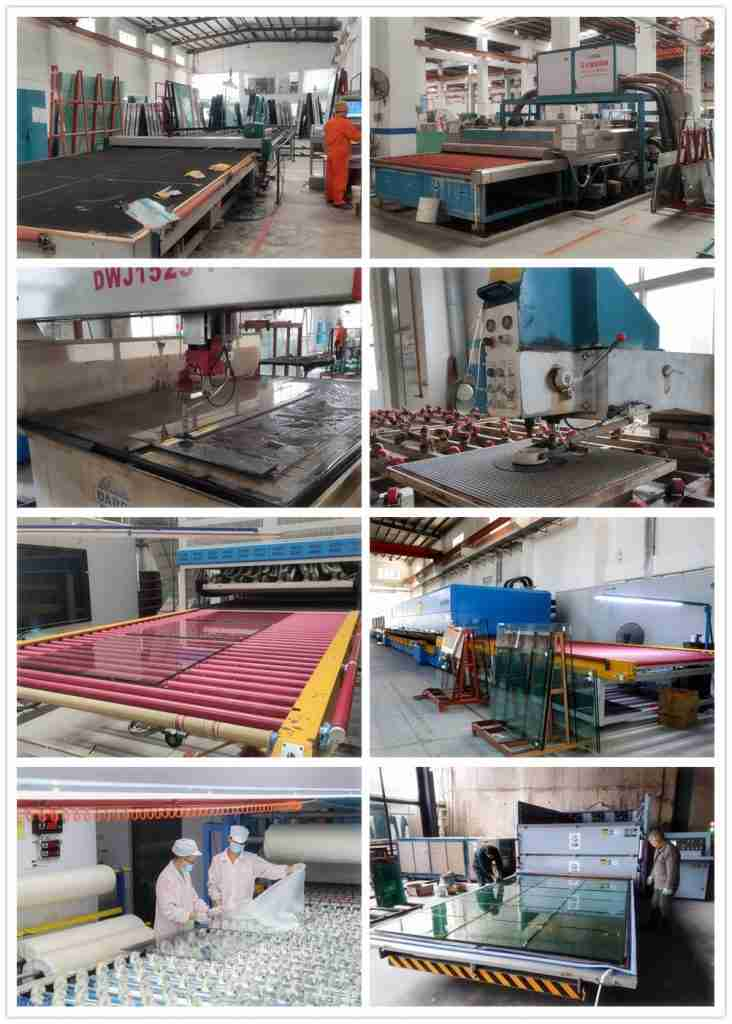 Shenzhen Dragon Glass machines overview