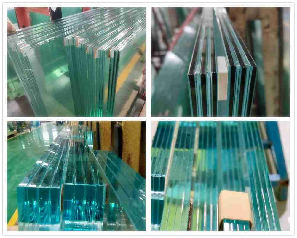 Shenzhen Dragon Glass multiple layer laminated security glass products