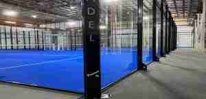 glass padel