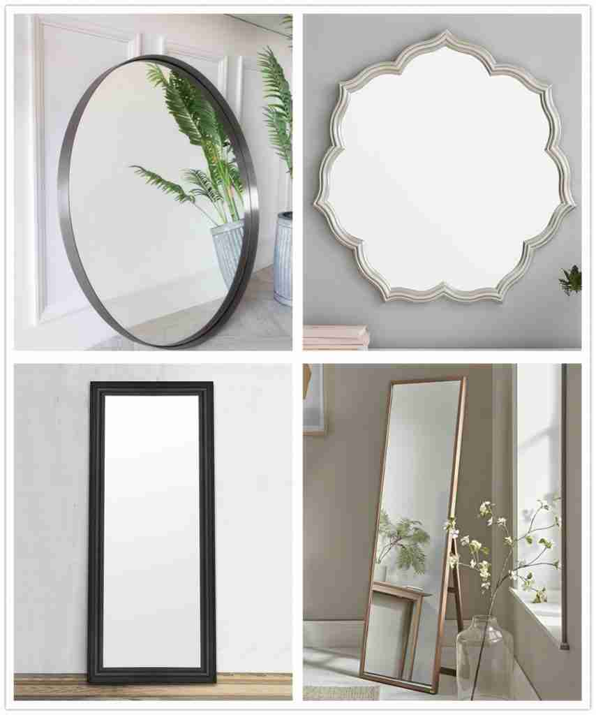 Reflection glass mirror supplier