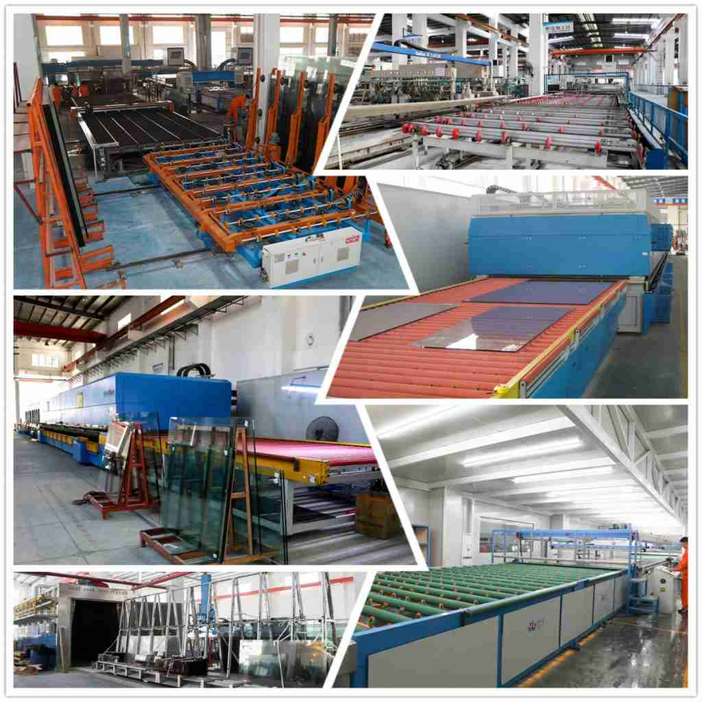Reliable tempered glass company-Shenzhen Dragon Glass machines overview