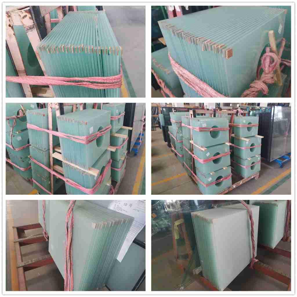 Herdet glass selskap-Shenzhen Dragon Glass