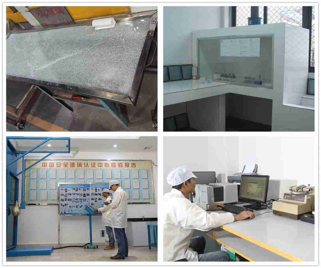 Trustworthy tempered glass company-Shenzhen Dragon Glass strict quality control system