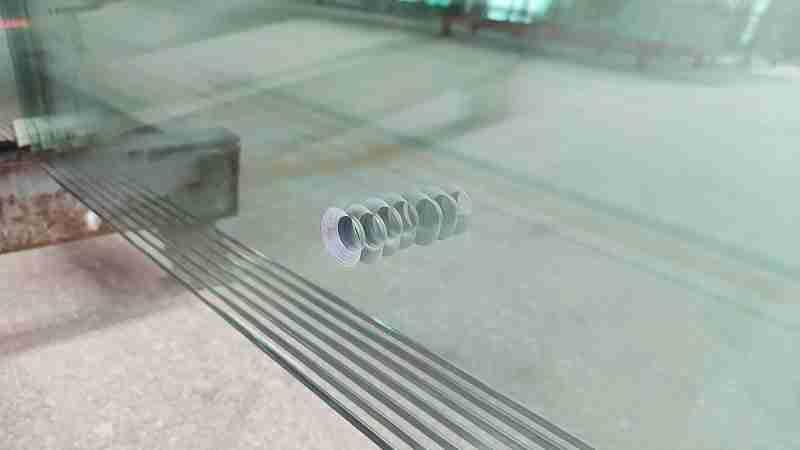 Shenzhen Dragon Glass provide the high quality padel court glass