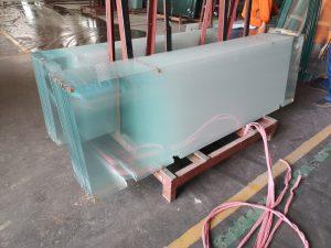 Shenzhen Dragon Glass fournir attrayant 8mm sérigraphie imprimé miroir écrans de douche personnalisés