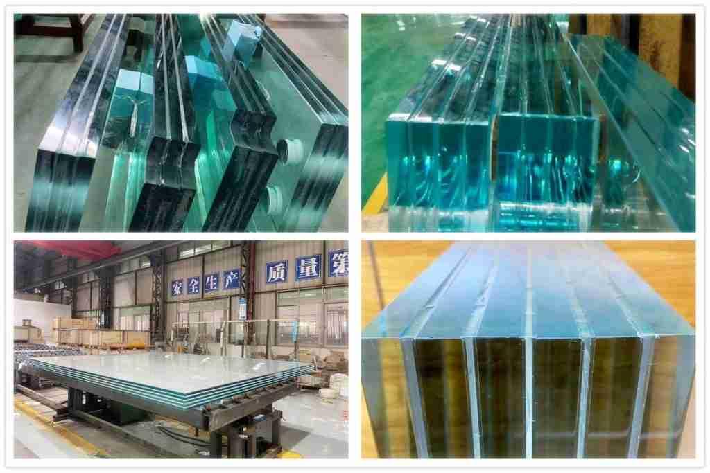 Shenzhen Dragon Glass voi tarjota sinulle erilaisia paksuuksia tarpeen mukaan.