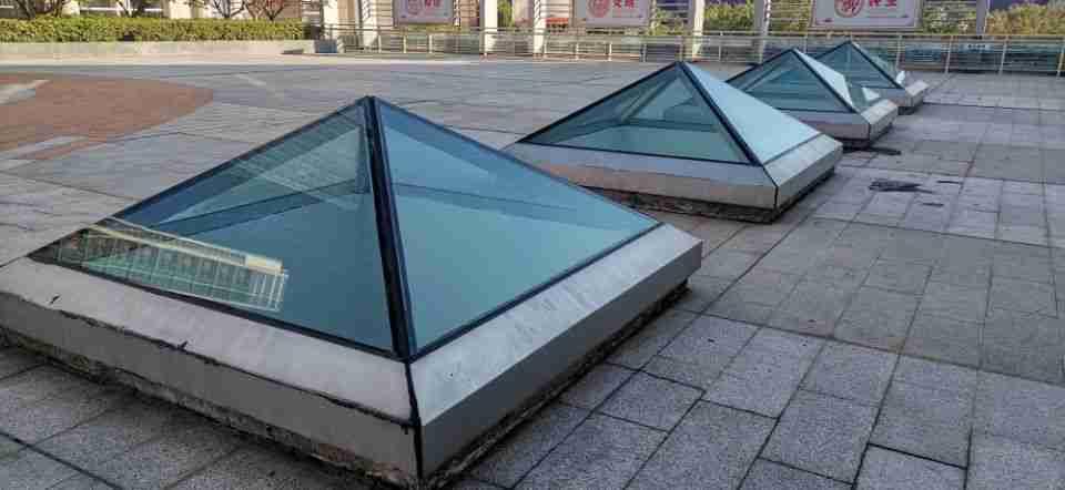 tam giác cách nhiệt thủy tinh, low e đôi kính thủy tinh, cách nhiệt kính mái nhà, cách nhiệt kính mái tấm