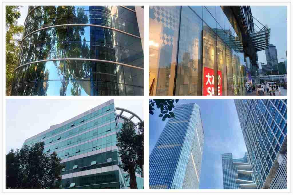 Online lav e laminert glass for windows fasader, etc