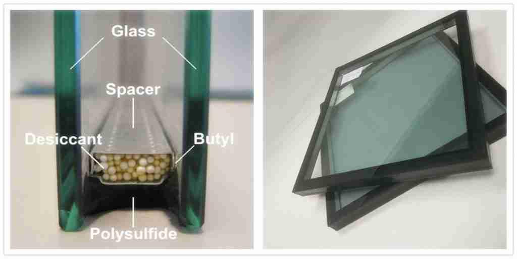 Cấu trúc kính cách nhiệt