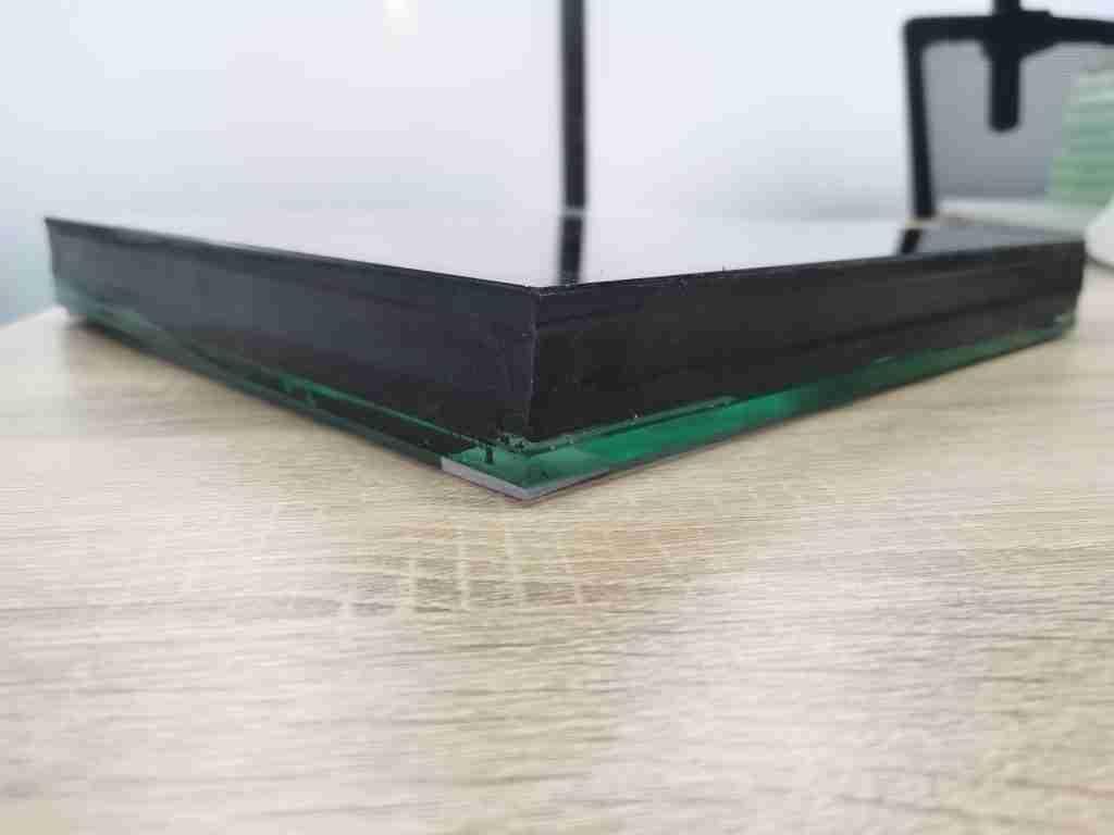 laminiertes Isolierglas, isolierendes Verbundglas, laminierte Isolierglaseinheiten,