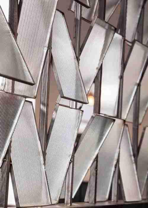 Shenzhen Dragon Glass tilpassede reeded glass paneler applikasjoner