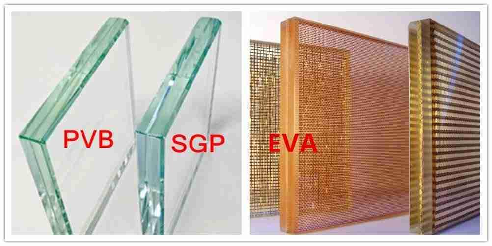 PVB vs SGP vs EVA
