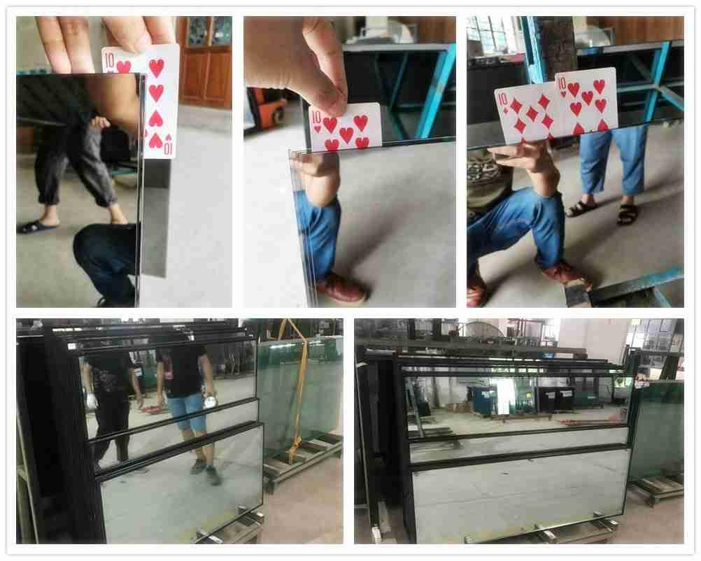 Shenzhen Dragon Glass yksi-tie peili